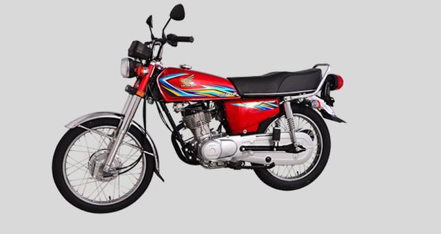 Honda CG125 2018