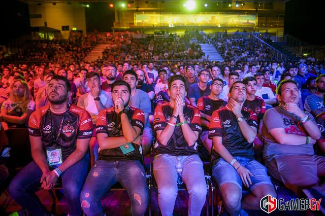 Público asistente de Gamergy | Vía twitter @gamergy