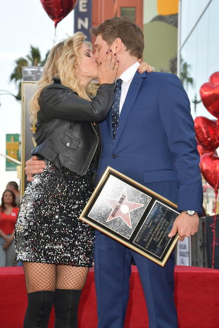 Michael-Bubl-Hollywood-Walk-Fame-Ceremony-2018-14