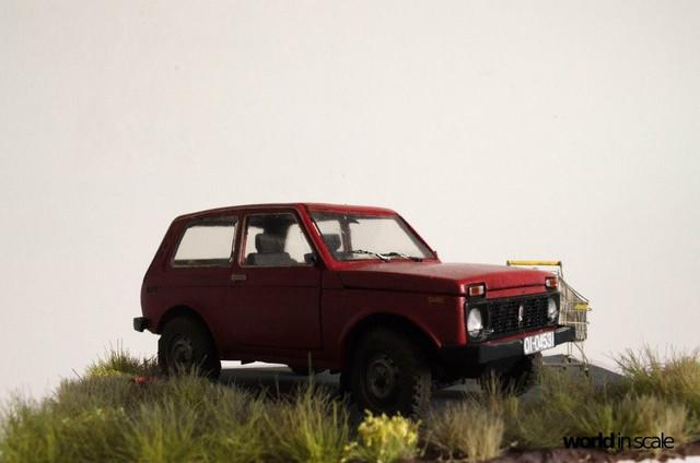 Lada Niva - 1:35 von Balaton Modell   23847309_946724405495075_4822042080789144694_o