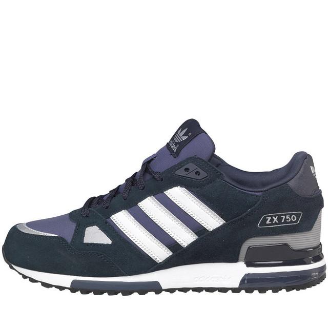 adidas Men's Zx 750 Low Top Sneakers