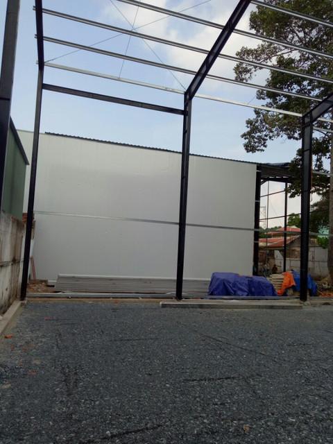 Xây dựng xưởng phim
