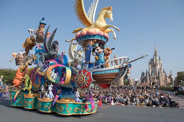 [Tokyo Disney Resort] 35th Anniversary : Happiest Celebration ! (du 15 avril 2018 au 25 mars 2019) - Page 3 W804