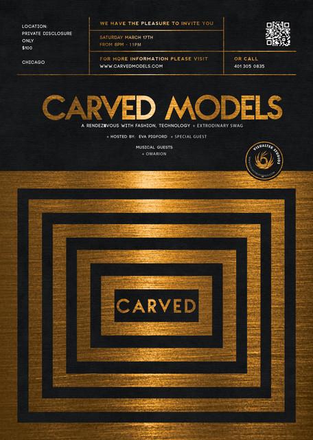 Carved Models