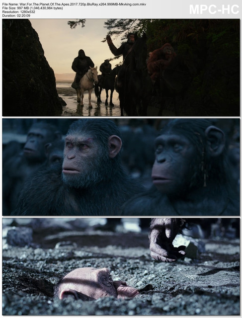 War For The Planet Of The Apes 2017 720p Blu Ray x264 999 MB Mkvking com mkv thumbs 2018 09 20 18 19