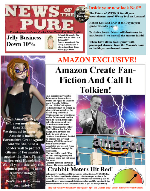 Your New Look News of the Pure- Get it Here! Front_page