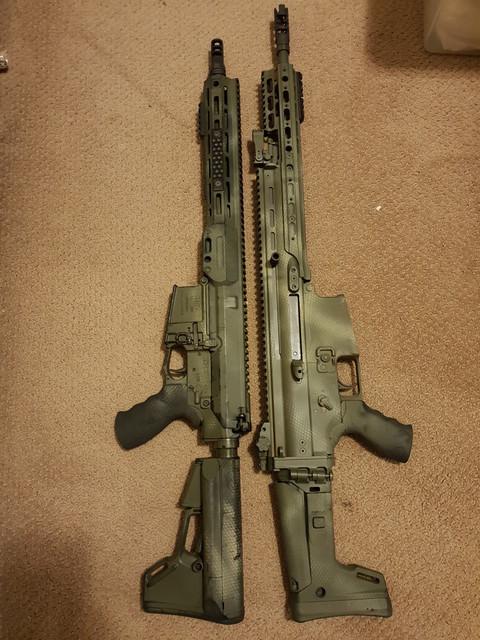 Have a SCAR 17 and a SR25? Step inside - AR15 COM