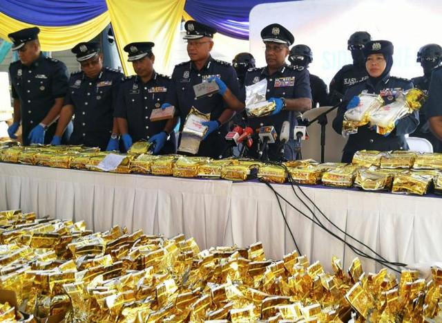 Malaysia police drugs 768x560