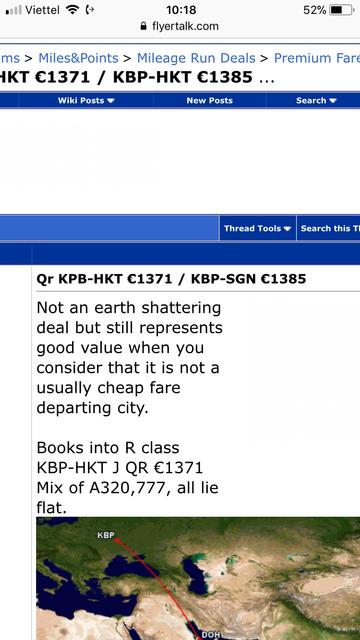 Qr KBP-HKT €1371 / KBP-HKT €1385 - FlyerTalk Forums