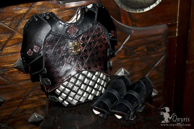 [Cuir Miniature]  Ldoll: déluge de sacs à main!  p11 - Page 10 Doll_leather_armor