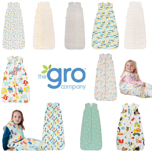 quality design 516a7 446a9 Details about Grobag Sleeping Bag For Older Children Size 3/6 - 6/10 Years  All Togs & Designs