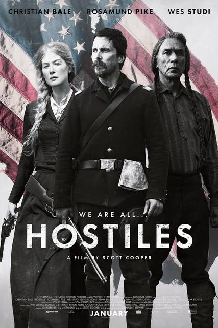 Hostiles 2018 720p HDCAM x264[1GB]