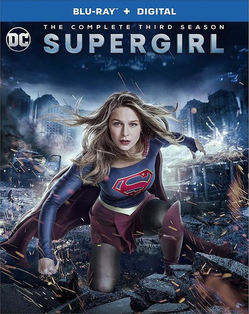 Supergirl 3 Sezon Tüm Bölümler Türkçe Dublaj indir 1080p Dual