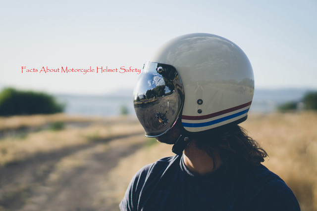 Facts About Motorcycle Helmet Safety