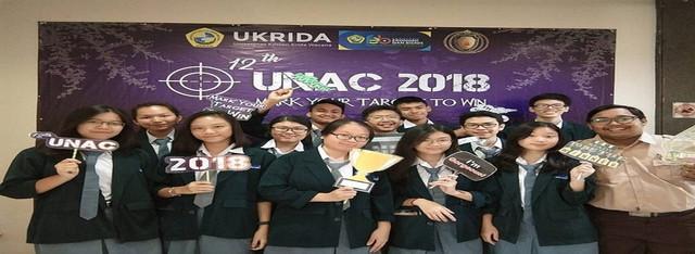 Kejuaraan dalam Ajang Perlombaan Akuntansi se-Jabodetabek diraih oleh SMK Strada I