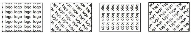 custom printed tissue layouts