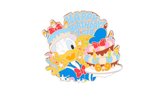 [Tokyo Disney Resort] 35th Anniversary : Happiest Celebration ! (du 15 avril 2018 au 25 mars 2019) - Page 3 DON6