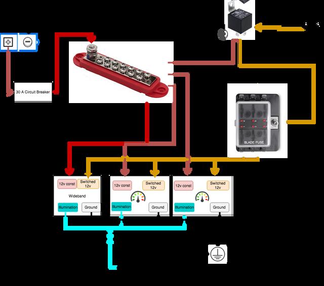 [SCHEMATICS_4FD]  Accessory Fuse Box Wiring - NASIOC | Fuse Block Wiring Diagram For Switched |  | North American Subaru Impreza Owners Club