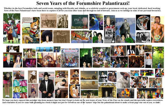 Your New Look News of the Pure- Get it Here! Palantaratzzi