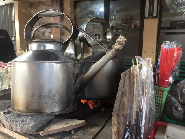 masak air panas