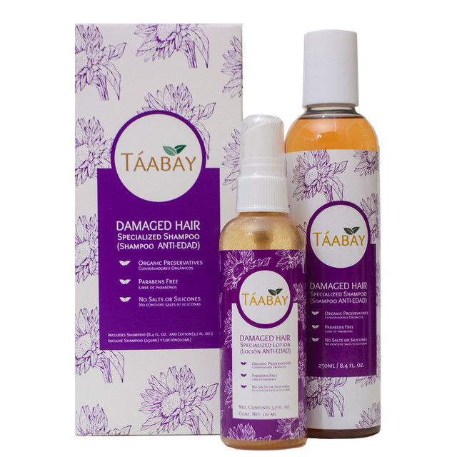 Anti-Edad (DAMAGED HAIR)