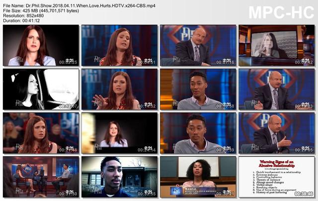 Dr Phil Show 2018 04 11 When Love Hurts HDTV x264-CBS mp4