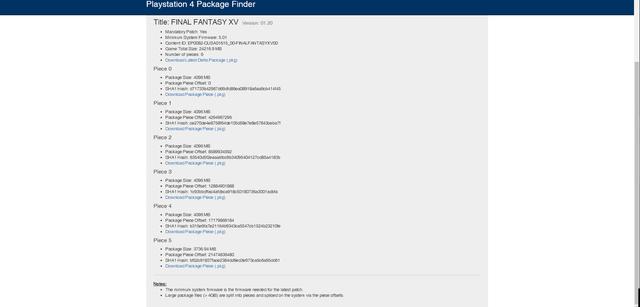 Installing PS4 Game Updates on 4 05 via Debug Menu Demo by