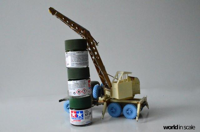ZIL-157 + Bleichert-Crane - 1:35 by Trumpeter, ... 24958801_954753668025482_938695070084481217_o