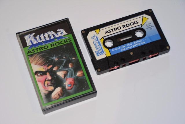 fita cassete MSX