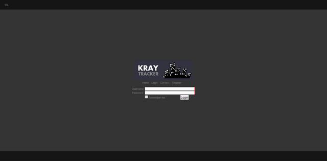 screencapture kraytracker login php 2018 04 16 02 50 10
