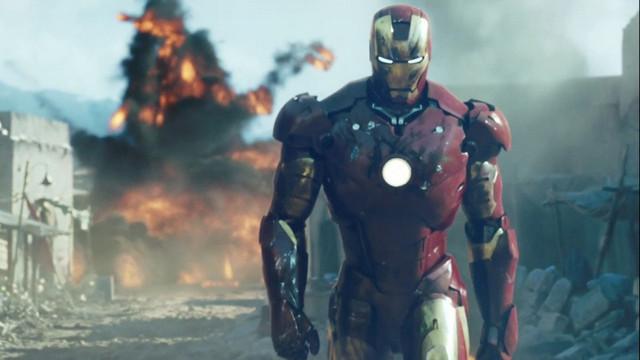 Top 10 khoảnh khắc cực ngầu của Iron Man khiến fan ngây ngất (P.1)