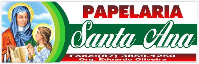 Papelaria Santa Ana