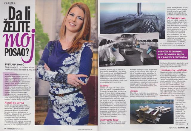 Cosmopolitan februar 2015