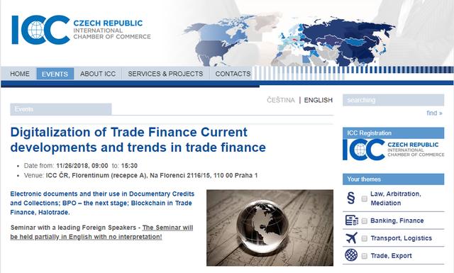 18-Nov-26-Prague-ICC-Czech-Republic-Digitization-of-Trade-Finance-Seminar
