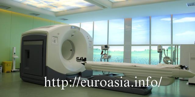 Лечение в Евроазии