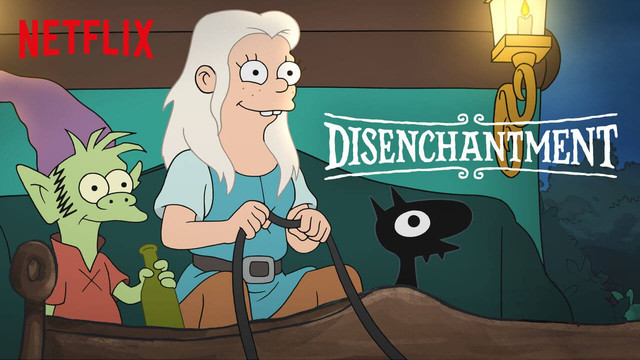 The TV Topic: What Have You Been Watching?  - Page 2 Part-2-disenchantment-netflix-release