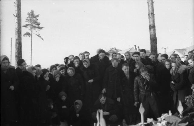 Dyatlov pass funerals 9 march 1959 29