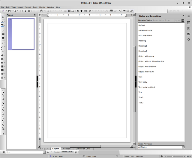 Draw screenshot