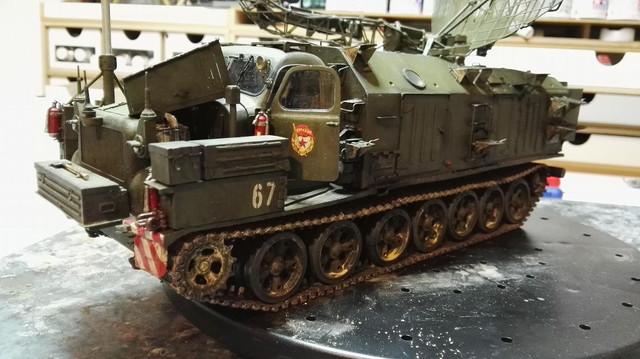 "P-40 ""Longtrack""-Radar - 1:35 v. Trumpeter, Panzershop, ... P_40_1"