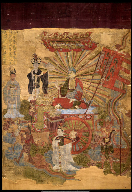 Buddhist Religious Painting