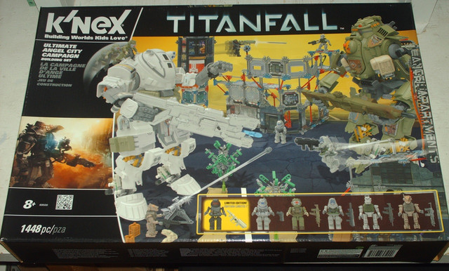 Knex Titanfall