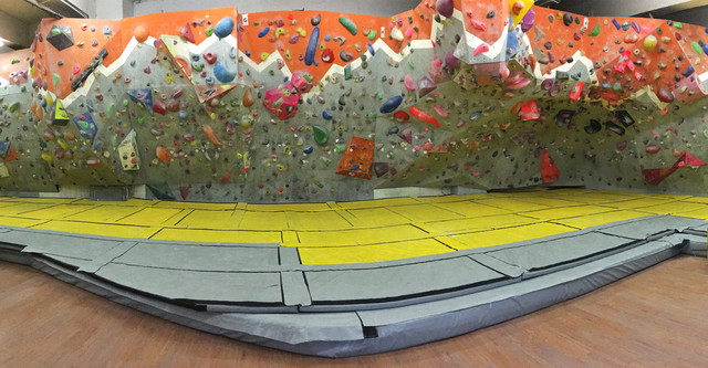 GoNature Bouldering Gym Kwun Tong