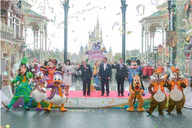 [Tokyo Disney Resort] 35th Anniversary : Happiest Celebration ! (du 15 avril 2018 au 25 mars 2019) - Page 3 W801