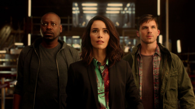 160822 3087581 NBC s Timeless The Time Has Come