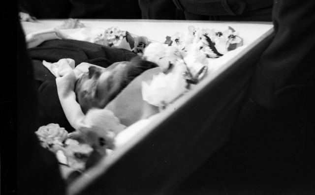 Dyatlov pass funerals 9 march 1959 33