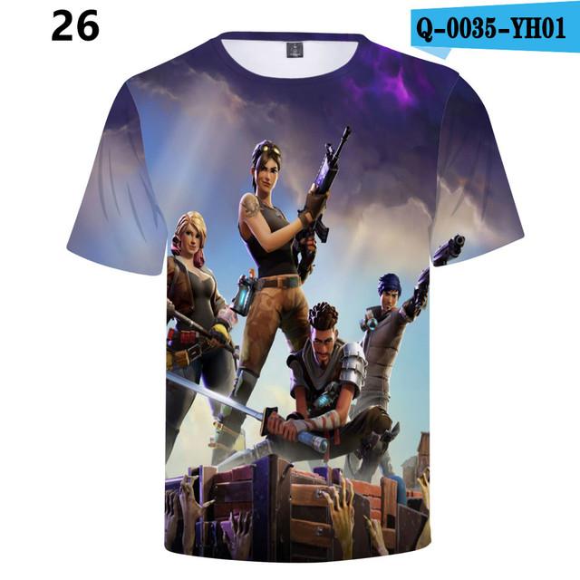 Battle-Royale-T-Shirts-Rainbow-Smash-Pony-Horse-Short-Sleeve-Tshirts-3-D-T-shirts-Boys-and-Q0035-YH01