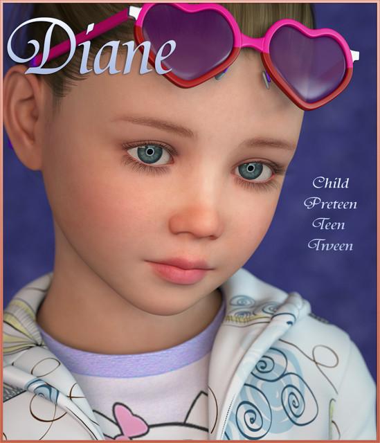 Diane for G3 & G8 Female