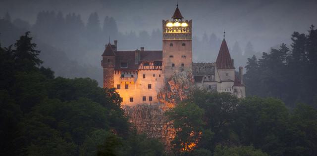 castelo de bran dracula capa