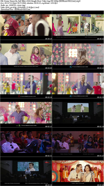 Konna Tomare 2018 Bangla Music Video By Asif Akbar HD
