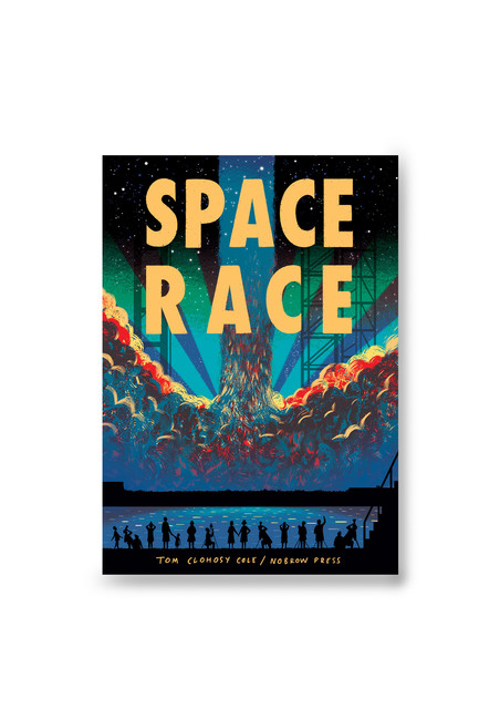 Tom_Cole_Space_Race_Cover